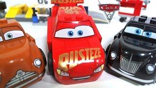 LEGO CARS 3 Smokey