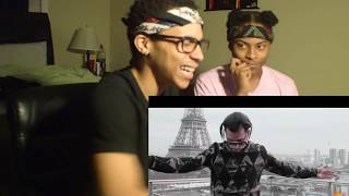 PNL - DA [Clip Officiel] REACTION w/ FREESTYLE