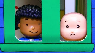 BAD DAY | Caillou Stop Motion | Funny Animated Cartoons for Children #Caillou #Cartoon