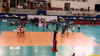GOLD MEDAL IRAN VS CHINA MEN U20 AVC VOLLEYBALL