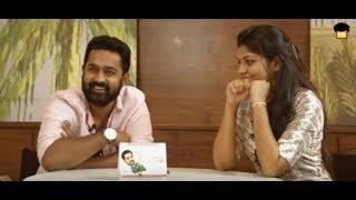 Exclusive Funny Interview with  Asif Ali & Aparna Balamurali | Jango Space