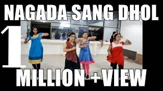 Nagada sang Dhoe baje..Ram-leela Dance by Dance flooR StudiO