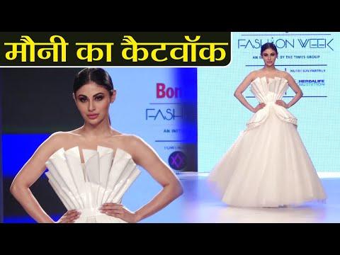 Xxx Mp4 Mouni Roy का रैंपवॉक Bombay Times Fashion Week 2018 में दिखाए जलवे Watch Video Boldsky 3gp Sex