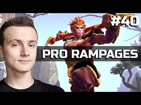 Dota 2 PRO Rampages #40