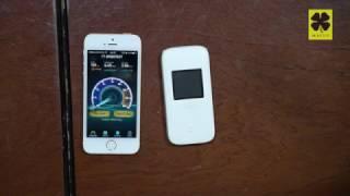 [Chính hãng] BỘ PHÁT WIFI 3G ZTE MF65+ LCD DI ĐỘNG TỪ SIM
