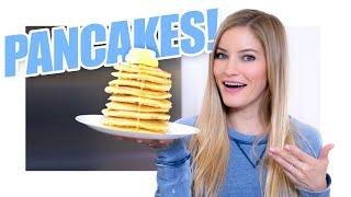 Making 3D Pancakes!