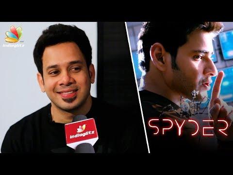 Vijay & Mahesh Babu are both Superstars : Bharath Interview Birthday Special | AR Murugadoss Spyder