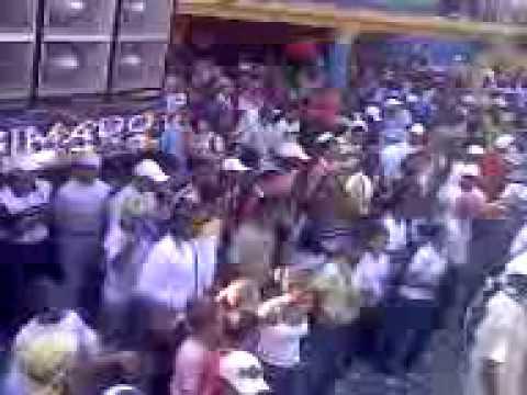el mimado discplay viernes de carnaval en el insomnio del 2010
