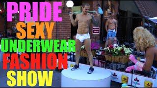 Pride Sexy Underwear Fashion Show