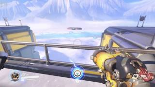 Overwatch | How to setup a 10 bot McCree Ultimate~
