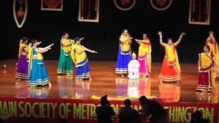 Mahavir Jayanti JSMW 2015 Kesariya Kesariya