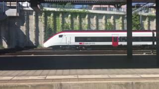 RABe 501 - EC250 | Stadler Rail Giruno | SBB CFF FFS | Spiez