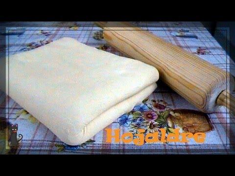 Pasta Hojaldre ¿COMO PREPARARLA Receta Completa ✿◕‿◕✿