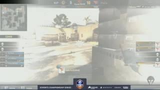 FaZe fox Erases NiP Off the Map   CS:GO GAMEPLAY HIGHLIGHT
