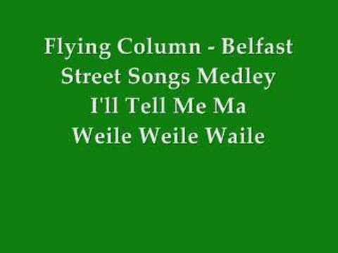 Flying Column - Belfast Street Songs