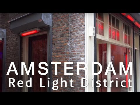 Red Light District | Things To Do in AMSTERDAM