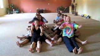 Laughter Yoga Leader Training  (Follow Along) Robert Rivest