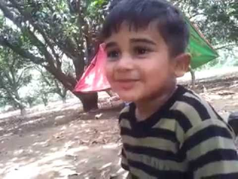 Naughty Bachche Cute Village Kids funny Stories **FUN UNLIMITED AT AAM K BAGH**