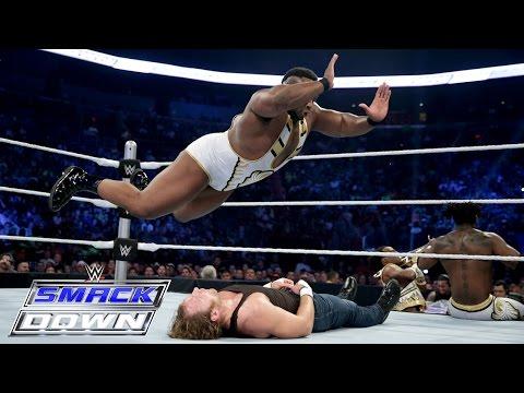 Roman Reigns & Dean Ambrose vs. The New Day: SmackDown, Sept. 3, 2015
