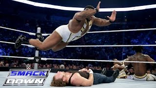 Roman Reigns & Dean Ambrose vs. The New Day: SmackDown, Sept. 3, 2015