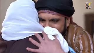 صياح شاف اهلو -  مشهد مؤثر جدا  -  عطر الشام 3