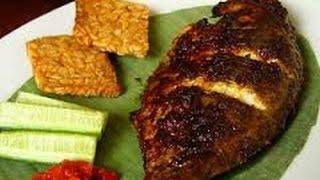 Resep Ikan Mujair Bakar Bumbu Kecap Manis ~ Masakan Indonesia ~