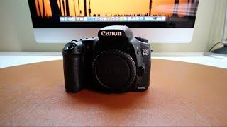 Canon EOS 20D | Revisión en profundidad