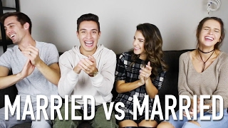 MARRIED VS MARRIED! CATCH PHRASE EDITION