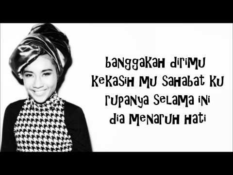 Yuna - Lelaki With Lyrics HD