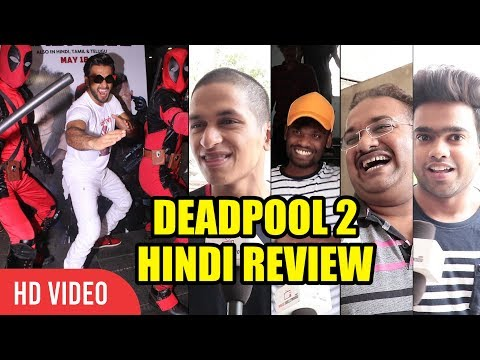 Xxx Mp4 Deadpool 2 Hindi Review Ranveer Singh Bhuvan Bam Deadpool 2 Review 3gp Sex