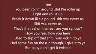 Needed Me (Clean) - Rihanna Lyrics