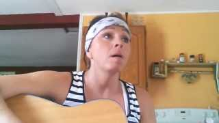 Burning House by Cam cover by Sue Barton 001