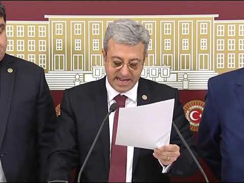 18 Aralık 2018 AKP Mülakatları ve Liyaketsiz Kadrolaşma Çalışmaları Hakkında TBMM Basın Açıklaması
