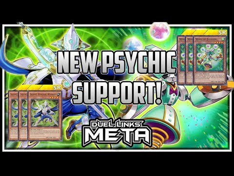 New Psychic Support! [Yu-Gi-Oh! Duel Links]