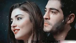 Aaj Zid Kar Raha He Dil Murat And Hayat Romatic Scene Watsapp Status By Heyyt