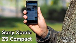 Sony Xperia Z5 Compact: Videorecenze