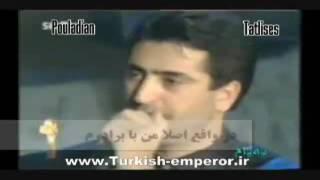 آشتی ابراهیم تاتلیس با ماهسون قرمزی گل
