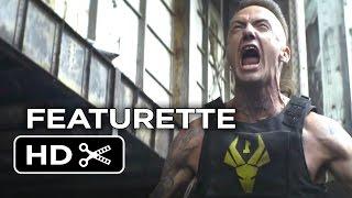 Chappie Featurette - Die Antwood (2015) - Hugh Jackman, Dev Patel Robot Movie HD