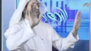 محسن العواجي يتهم قناة وصال بالطائفية والإزدواجية والنفاق  ( فضيحة قناة وصال وصفا )