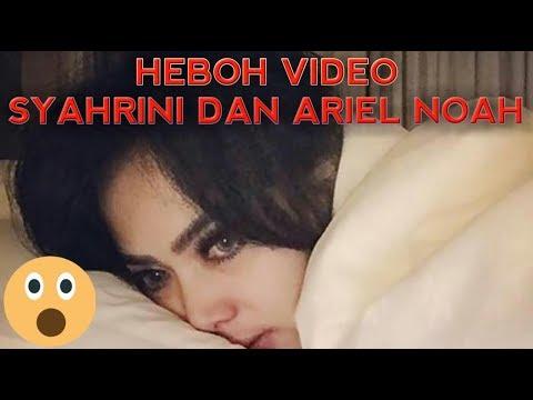 Heboh! Video Syahrini dan Ariel NOAH Ditonton Ratusan Ribu Kali Oleh Pengguna Youtube