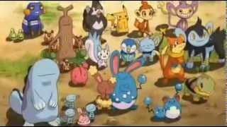 Pokemon la pelicula el surgimiento de darkray en español (parte 2)
