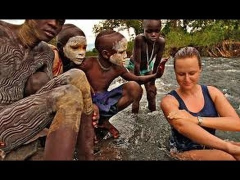 Women foreigners living hard life in Africa with Tribes - National Geographic