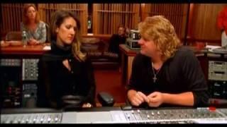 Celine Dion - Making Album Let's Talk About Love