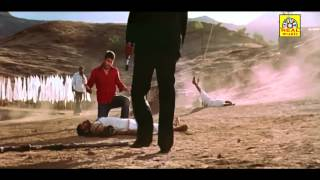Bathra | Super Hit Tamil Movie | Claimax fight Scene | Mahesh Babu & Prakash Raj