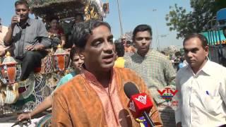 VTV - JAIN RATHYATRA , AHMADABAD