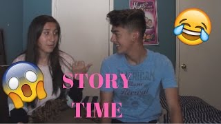STORY TIME// HOW I MET DEVI !!