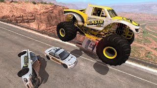 Epic Crazy Cars Crashes #1 - BeamNG drive