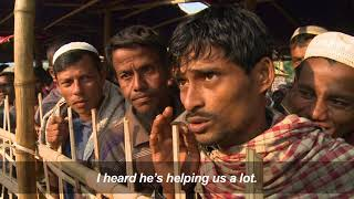 'Who is the pope?' ask Rohingya refugees in Bangladesh