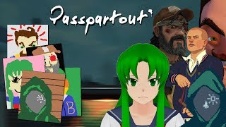 MY VIDEO GAME MASTERPIECES | Passpartout: The Starving Artist