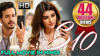 S10 (2019) | NEW Released Full South Hindi Dubbed Movie | 2019 New Movie